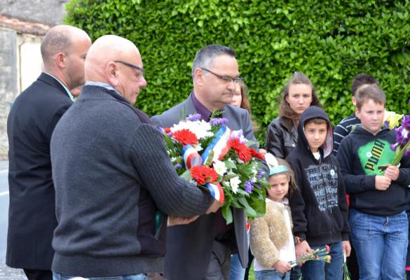 Commemoration 8 mai 2015