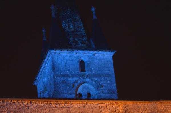 Eglise bleue l